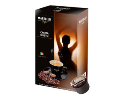 Martello -קרמה גוסטו - Crema gusto