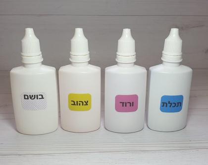 מארז 3 צבעים לסבון ותמצית בושם