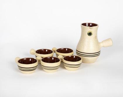 סט קפה מתוצרת קרנת
