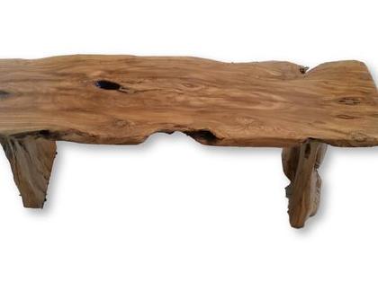 ספסל זית נמוך-יחיד ומיוחד !