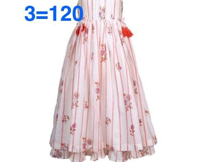 שמלה ארוכה לילדה   שמלה עם כתפיות לילדה   שמלה 100% כותנה לילדה   שמלת קיץ לילדה