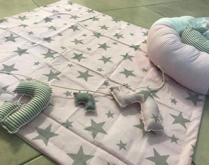 שמיכה לעגלה| שמיכת קיץ| שמיכת לתינוק