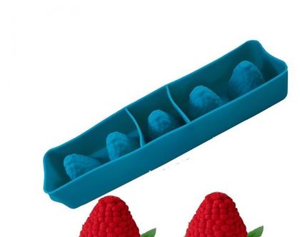 תבנית תות סיליקון איכותית לשוקולד ובצק סוכר