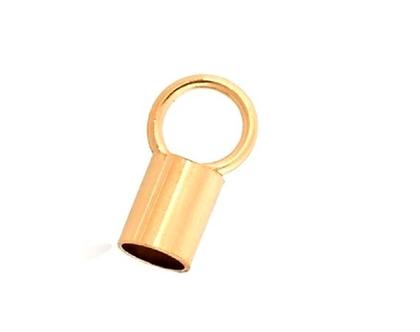 30 סופיות זהב גולדפילד אמיתי לשרשראות וצמידים