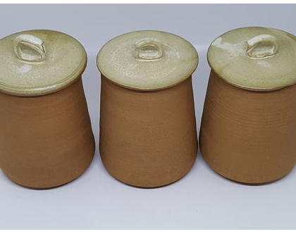 קופסאות תה קפה סוכר, קופסאות מקרמיקה, קופסאות איחסון, קופסא מקרמיקה