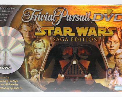 משחק טריוויה מלחמת הכוכבים (באנגלית), Star Wars Game