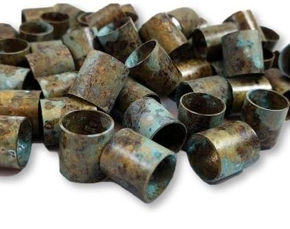 צינורות פליז לתכשיטים