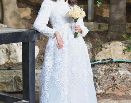 שמלת כלה מסורתית