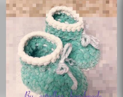גרביים לקטנטנים/тёплые носочки для малышей
