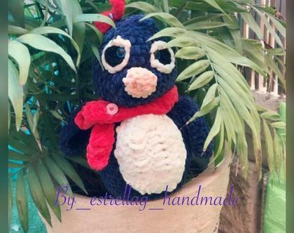 פינגווין לולה/мягкая игрушка