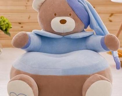 כורסת טדי הדב לילדים נעימה במיוחד