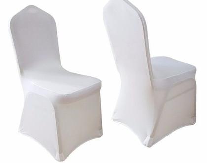 כיסוי לכיסא פלסטיק או מתכת עשוי ספנדקס ולייקרה מושלם לאירוח מתאים לכל חג ואירוע