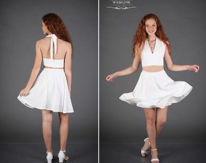 שמלת מרלין לבת מצווה של המעצבת שירן סבוראי