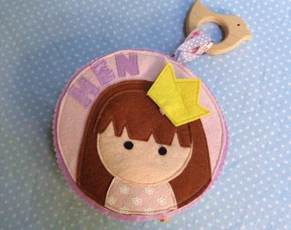 משלוח מיידי!!! ספרון פעילות לנסיכה הקטנה/ מתנה לתינוקת/ ספר פעילות לתינוקת/ ספר פעילות לגילאי0-1