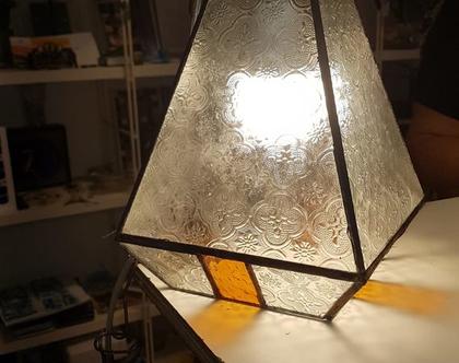 מנורה מעוצבת לתיקרה להרבה אור סילבינה עיצובים