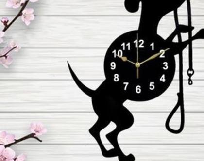שעון קיר | שעון עץ מקורי | שעון לקיר |