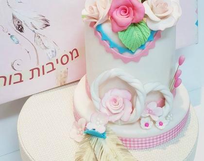 רעיונות לבת מצווה לבנות, אטרקציות לבת מצווה, רעיונות טרנדיים ליום הולדת נערות, יום הולדת לנערות בצק סוכר , סדנת בצק סוכר לבנות