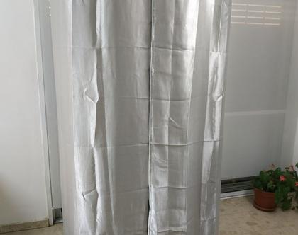 תא הלבשה מתקפל לתיק - כסוף ( להשכרה או קניה)