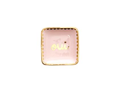 צלוחית לתכשיטים בצבע ורוד| SOFI | RICE DK