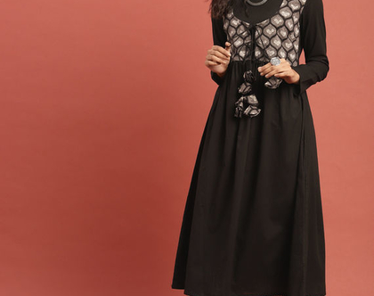 שמלת כותנה