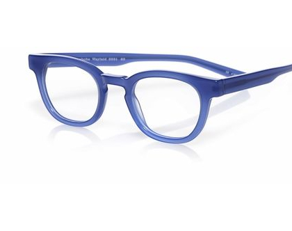 משקפי קריאה מעוצבים, משקפי קריאה כחולים