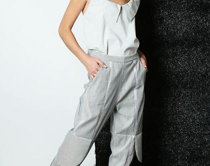 מכנסיים מחוייטים Balance ירקרק