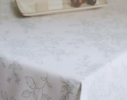 מפת שולחן, מפה דוחת כתמים, עיצוב לשולחן, מפה, מפות, מפת מאיה דוחה כתמים