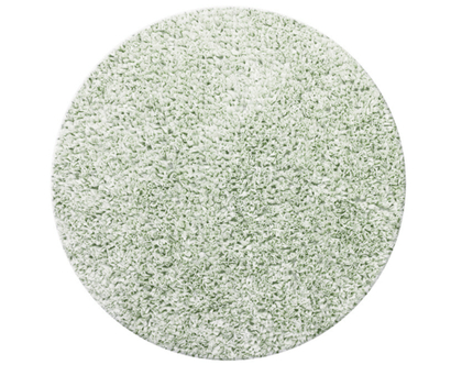 שטיח דיסקו עגול 120 מנטה בהיר