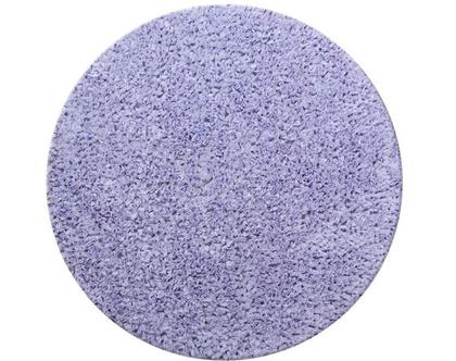 שטיח דיסקו עגול 120 תכלת