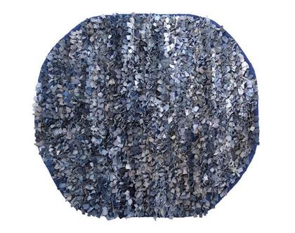 שטיח ג'ינס עגול 120