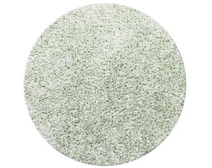 שטיח דיסקו עגול 130 מנטה בהיר