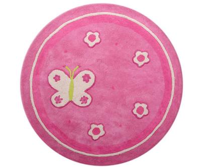 שטיח ציור עגול 140 דגם 306