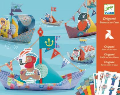 אוריגמי סירות