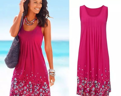 שמלה, שמלה קייצית, שמלה לקיץ, שמלת גופיה, שמלה לאישה, שמלות