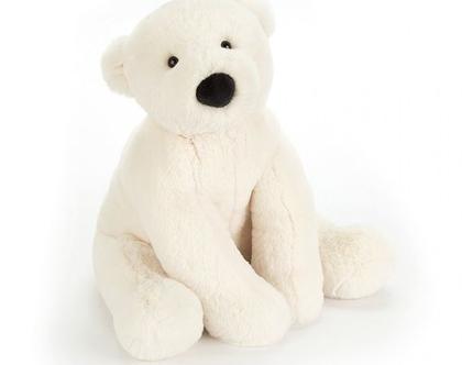 I'm perry polar bear 36 cm