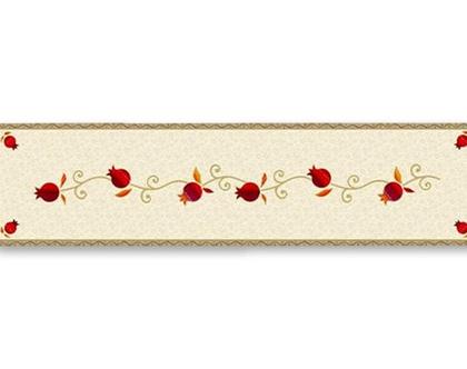 ראנר רימון אדום 120*30