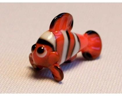 חיות מזכוכית דג מוקיון