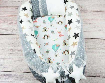 Baby nest,בייבי נסט,עריסה ניידת לתינוק,קו לתינוק,בייבי נסט בעיצוב אישי,בייבי נסט מעוצב ,קוקון