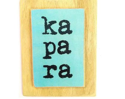 כפרה, סגולה למה שתרצו, שלט על עץ  מתנה  שלט למטבח  אמא  יומהול3דת  ברכה 