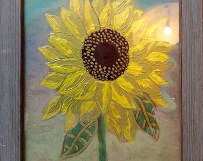 ציור בצבעי פסטל