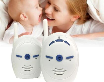 משלוח חינם 2.4GHz מוניטור אלחוטי לתינוק