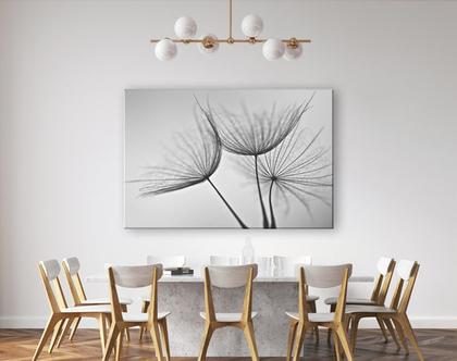 תמונת קנבס | Wind | תמונה שחור לבן | תמונה לסלון | תמונה בעיצוב מינימליסטי | עיצובים לבית