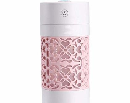 מבצע מפיץ ריח תחרה ארומאטי מהמם ביופיו לבית בשלל צבעים לבחירה כולל שמן ארומאטי מתנה