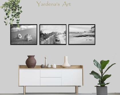 סט תמונות Ocean Art -7 | סט תמונות בעיצוב מינימליסטי |עיצוב מקורי | תמונות לעיצוב הבית | תמונות לעיצוב המשרד| תמונות לחדר השינה