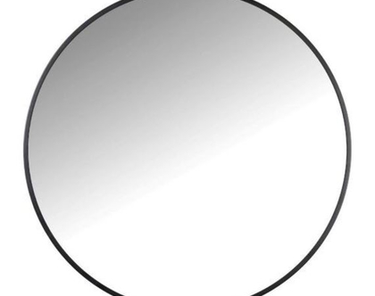 AM מראה ברזל עגולה