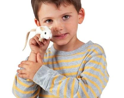 בובות תיאטרון עכבר אצבע FOLKMANIS 2776