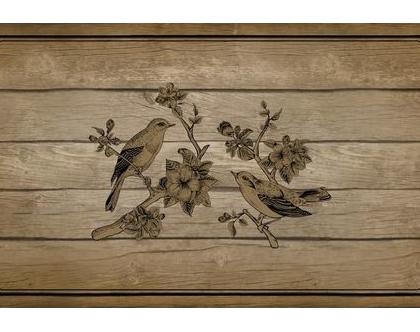 שטיח מעוצב ב 5 גדלים l שטיח ראנר l שטיח מודפס רך וגמיש l שטיחפי וי סילמטבח אותנטי