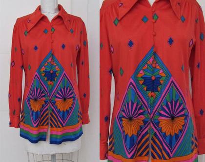 גוטקס - חולצה וינטג' משנות השבעים