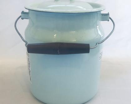 כד חלב אמייל תכלת | כד חלב וינטג' | כד חלב אמייל | כד חלב רטרו | כלי מטבח מיוחדים | כלי מטבח מעוצבים