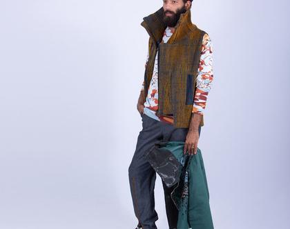 סווטשירט מודפס לגבר , sweatshirt , cotton sweatshirt